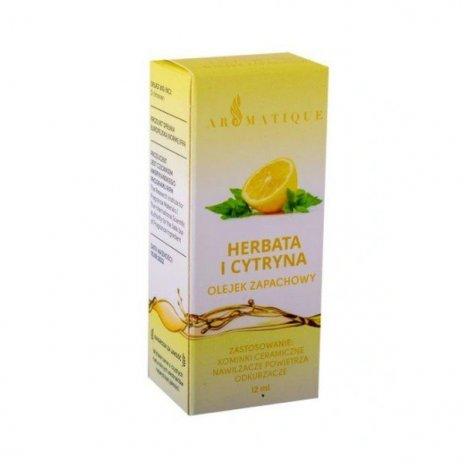 Aromatique illatos olaj 12ml Eco Natural LEMON A TEA