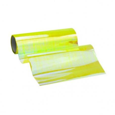 termoplasticka-samolepiaca-folia-na-svetla-zlta-chameleon