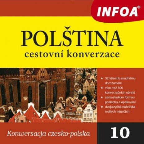 10. Polština - cestovní konverzace + CD