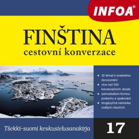 17. Finština - cestovní konverzace + CD