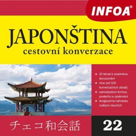 22. Japonština - cestovní konverzace + CD