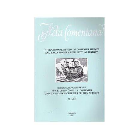 Acta Comeniana 29
