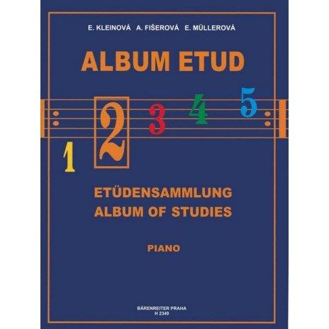 Album etud II