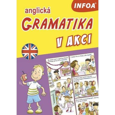 Anglická gramatika v akci (A2-B1)
