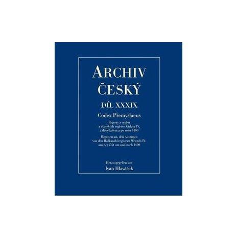 Codex Přemyslaeus - ARCHIV