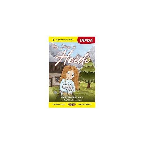 Četba pro začátečníky - The Story of Heidi (A1 - A2)