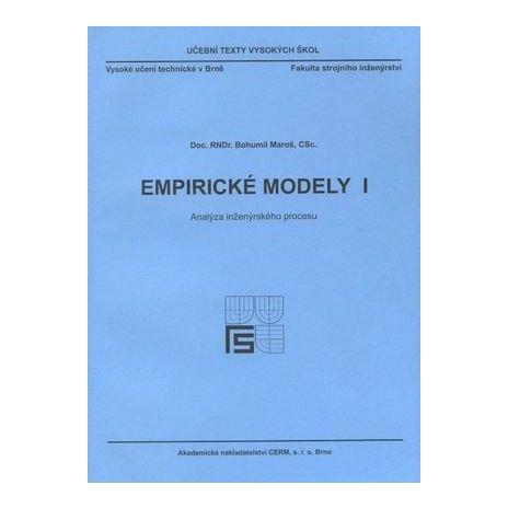 Empirické modely I.