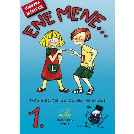 Ene mene - 1. díl, kniha pro žáky