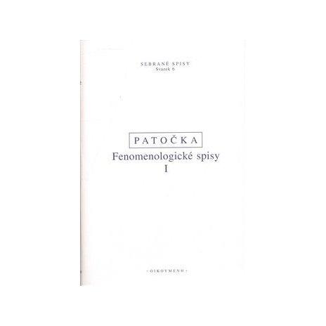 Fenomenologické spisy I