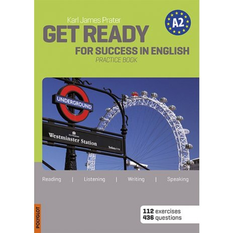 Get Ready for Success in English A2 + CD