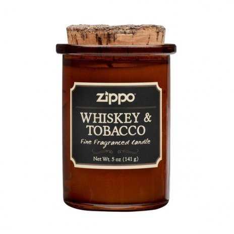Zippo gyertya - Whiskey & Tobacco