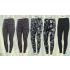 Dámské kalhoty bambus různé vzory