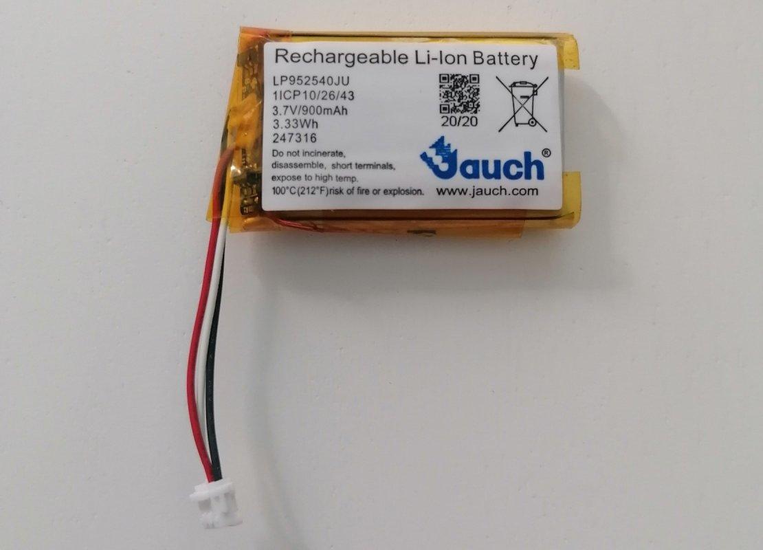 Baterie pro Deeper Chirp+
