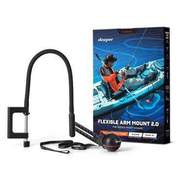 Flexible arm mount - Husí krk