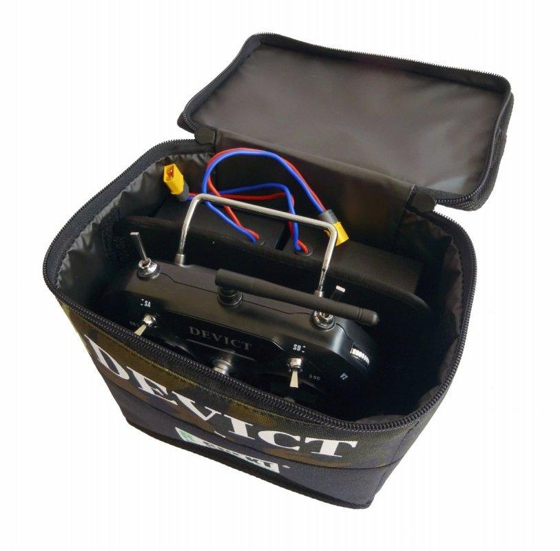 Pouzdro Devict by R-Spekt na dálkový ovladač a baterie