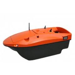 Zavážecí loďka DEVICT Tanker Mono oranžová