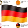 Vlajka německý orel - znak - 120 cm x 80 cm