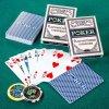 Pokerový kufr Texas Holdem Black Jack s laserovými žetony