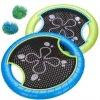 Sada frisbee s loptičkami - 2 kusy, 31 cm