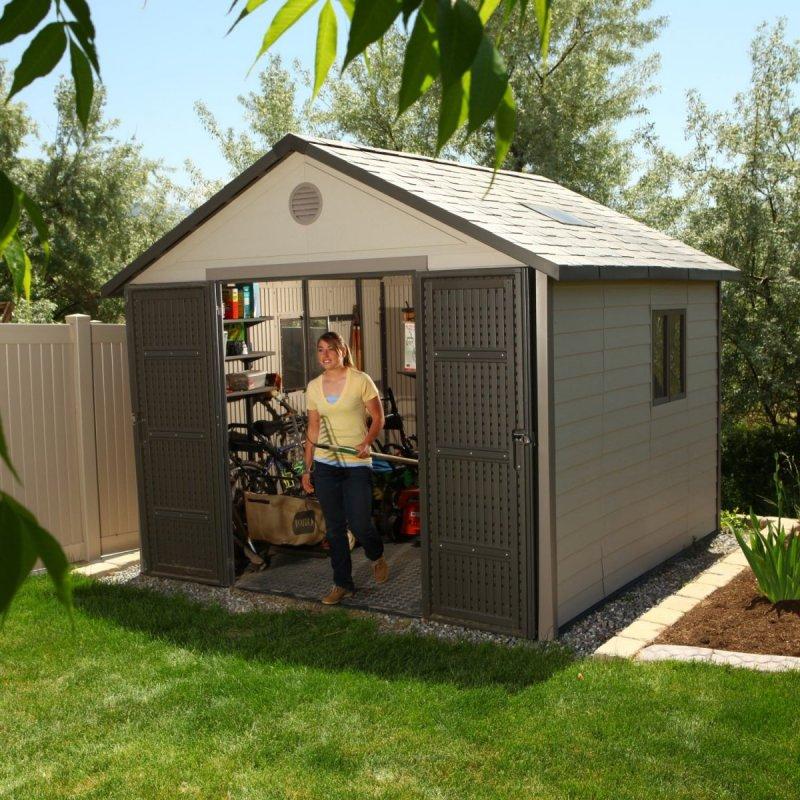 záhradny domček LIFETIME 6433 KING SIZE