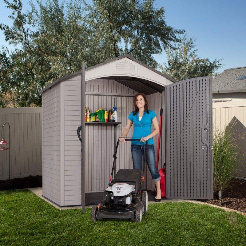 záhradny domček LIFETIME 60057 STARLET