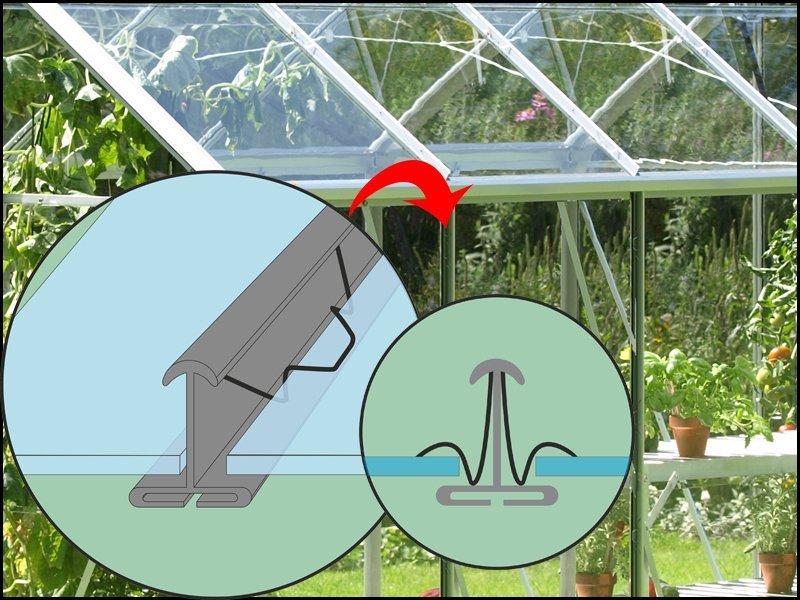 Záhradný pavilón HERA 9000 zelený