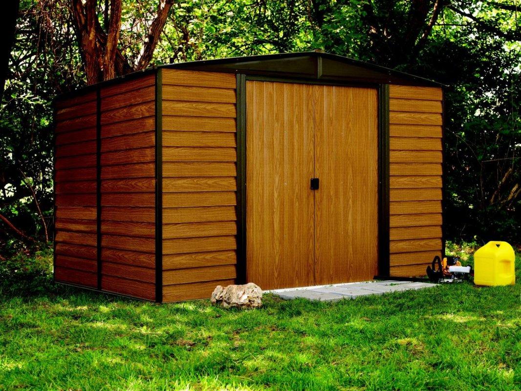 záhradný domček ARROW EURO DALLAS 108