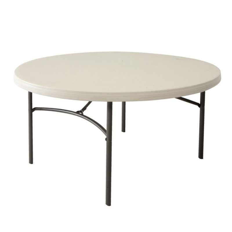 okrúhly skladací stôl 152 cmLIFETIME 80121
