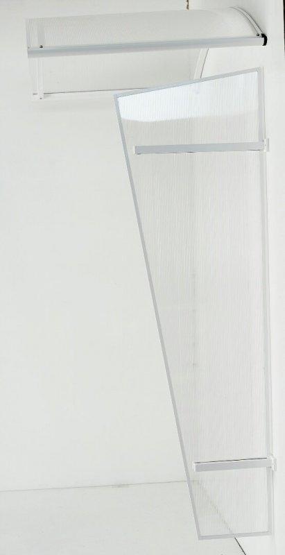 univerzálna bočná stena LANITPLAST UNI biela / PC