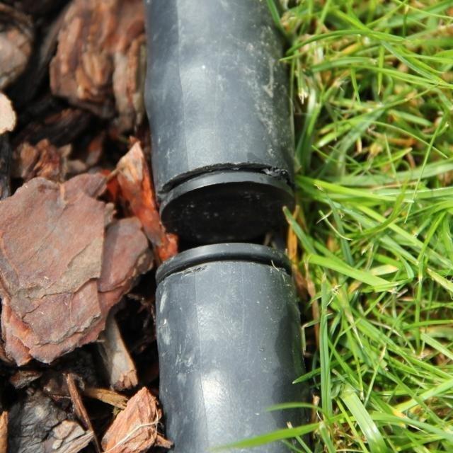 Záslepka obrubníka 25 mm