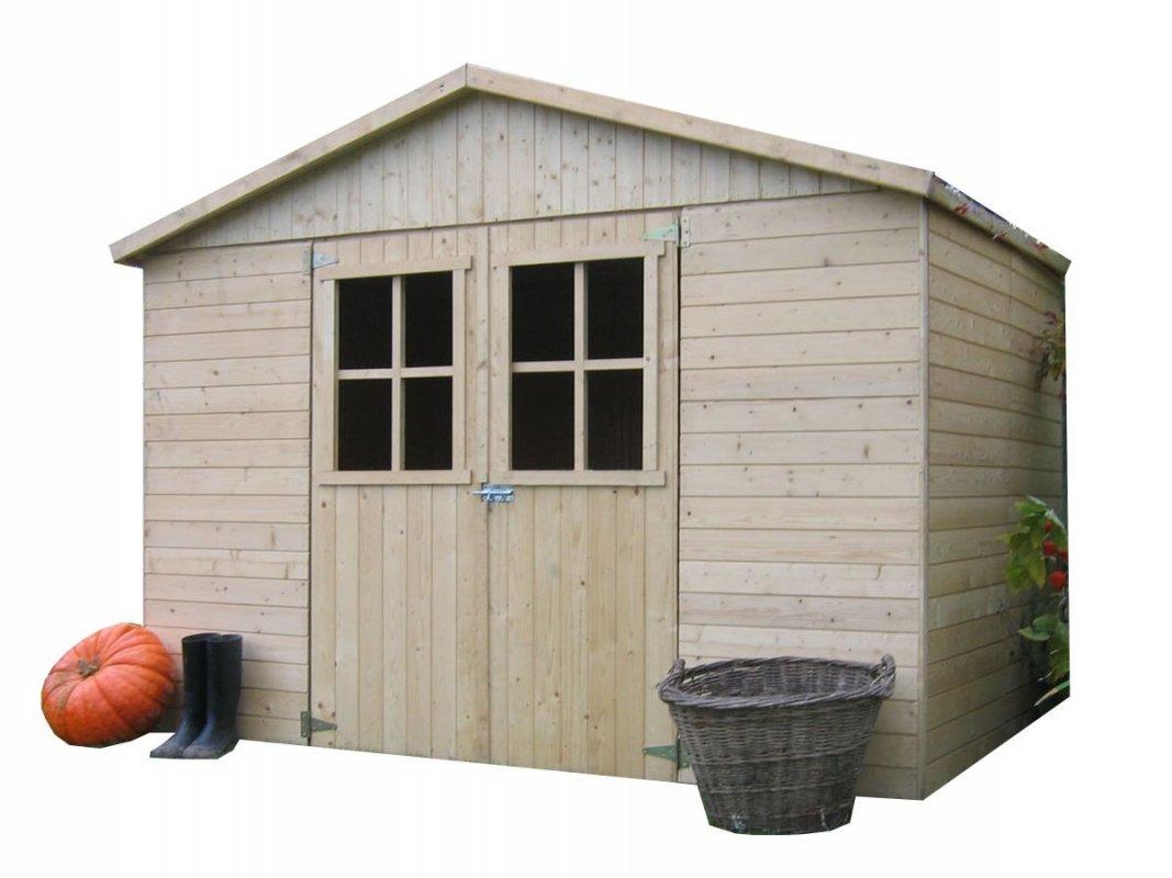 záhradný domček LANITPLAST ESTER 281 x 194 cm