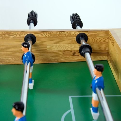 Stolný futbal buk 121 x 101 x 79 cm