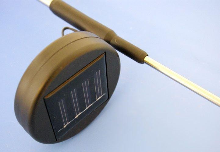 Záhradné solárne LED osvetlenie Motýľ