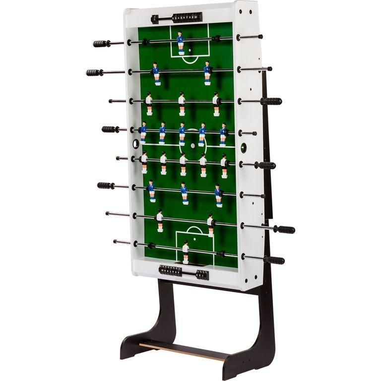 Stolný futbal Belfast 121 x 101 x 79 cm - biely