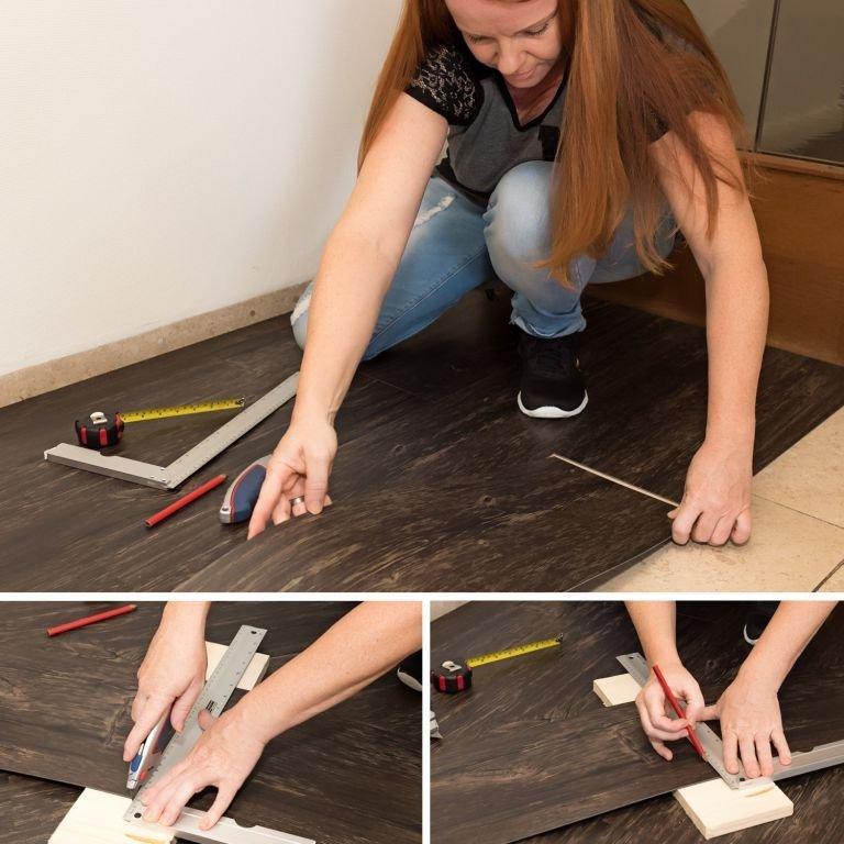 Stilista 20m² Vinyl Laminat Dielen Vinylboden Bodenbelag