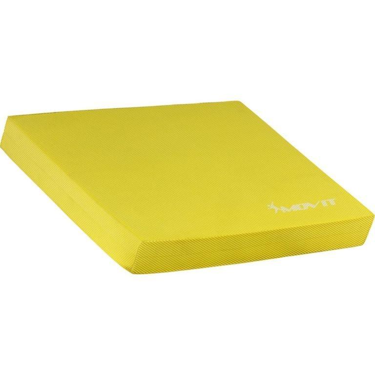 Balančná podložka MOVIT žltá