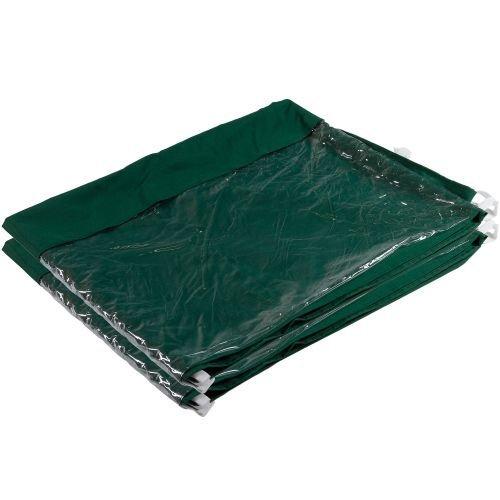 Bočná stena na stan 3x3 STILIST zelená