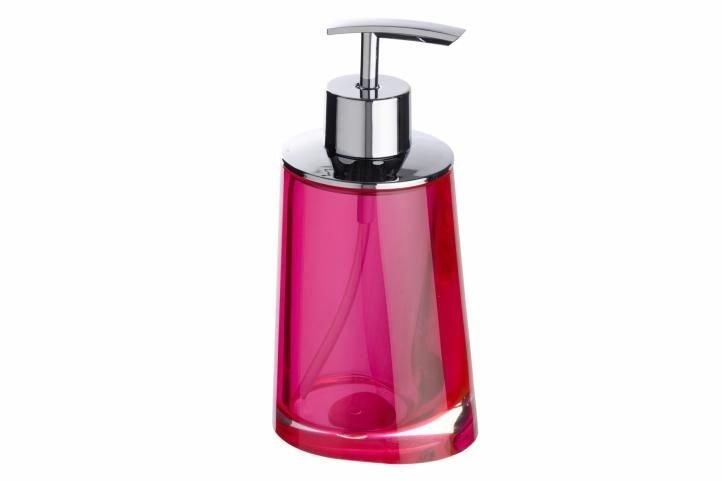 Koupelnová sada Wenko - Paradise Red