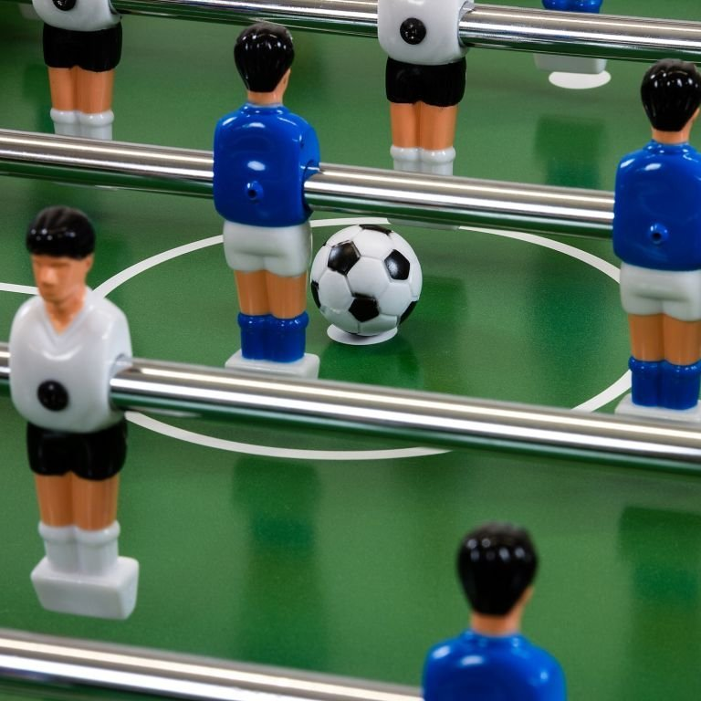 "Stolní fotbal bílý, kicker ""Glasgow"""
