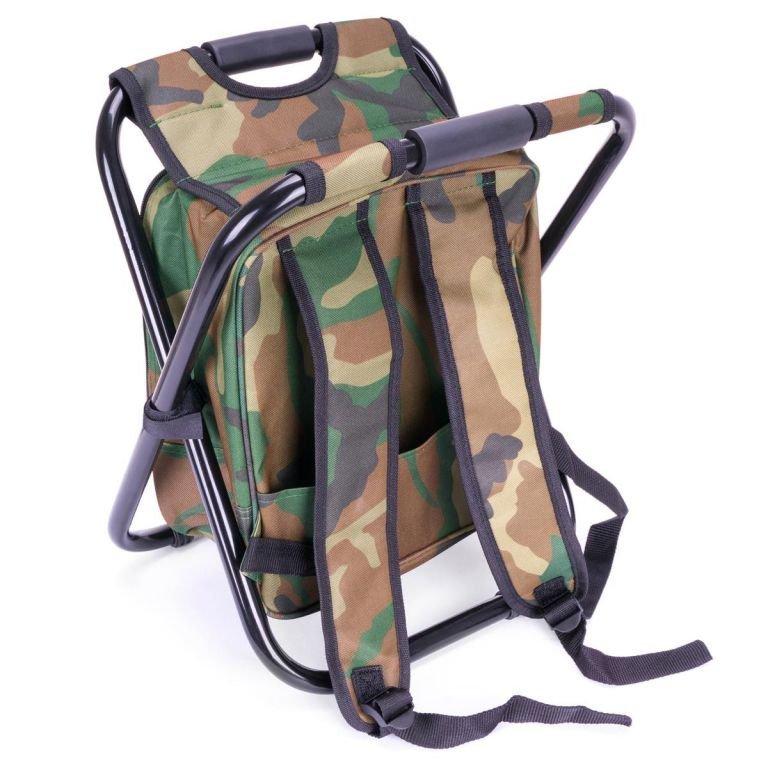 Multifunkční skládací batoh 1,8l
