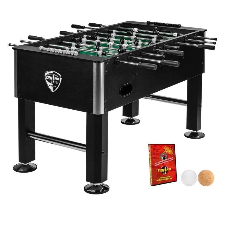 Stolný futbal TUNIRO BASIC - čierna