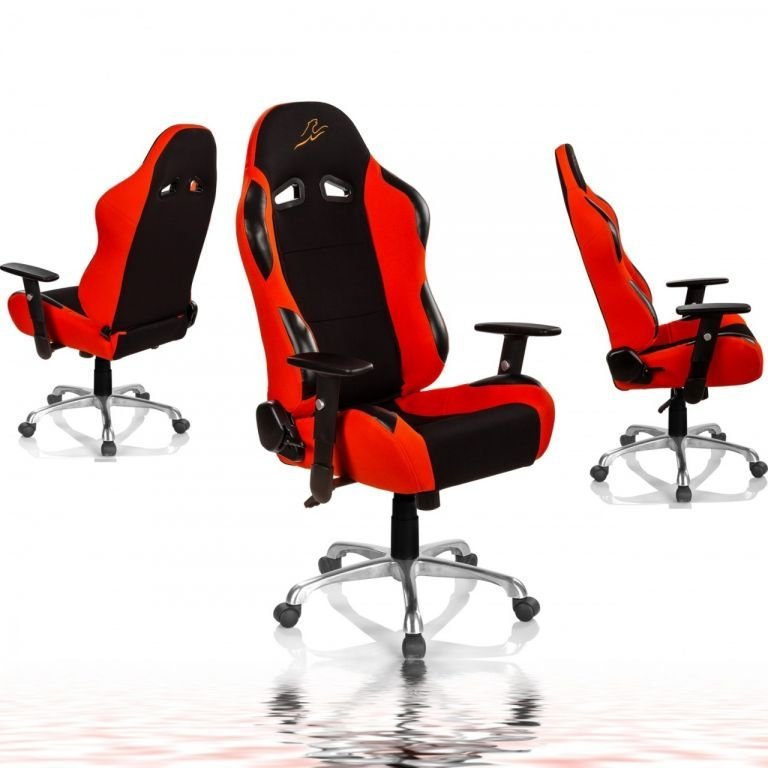 """Stolička RACEMASTER """"RS Series"""", oranžová"""