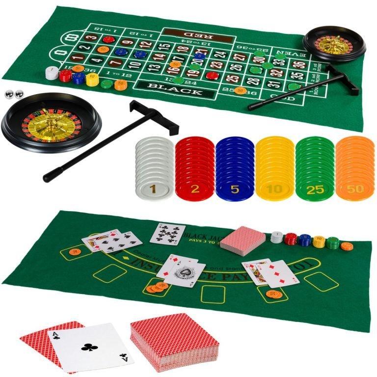 Multifunkčný herný stôl 15 v 1 čierny korpus