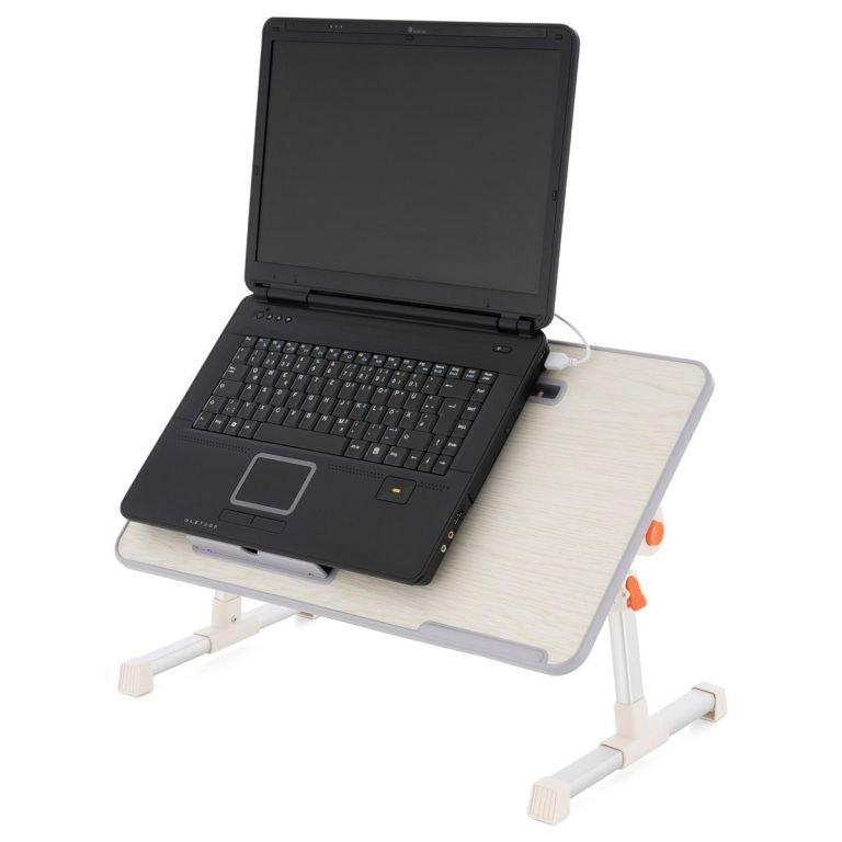 Notebookový stolík, svetlý