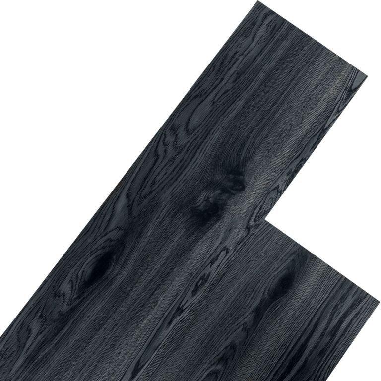 Vinylová podlaha STILISTA 20 m2 – černý dub