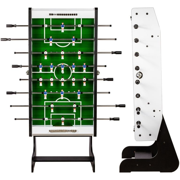 Stolný futbal Liverpool 141 x 125 x 89 cm - biely