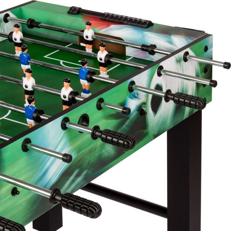 Stolný futbal - 121 x 101 x 79 cm