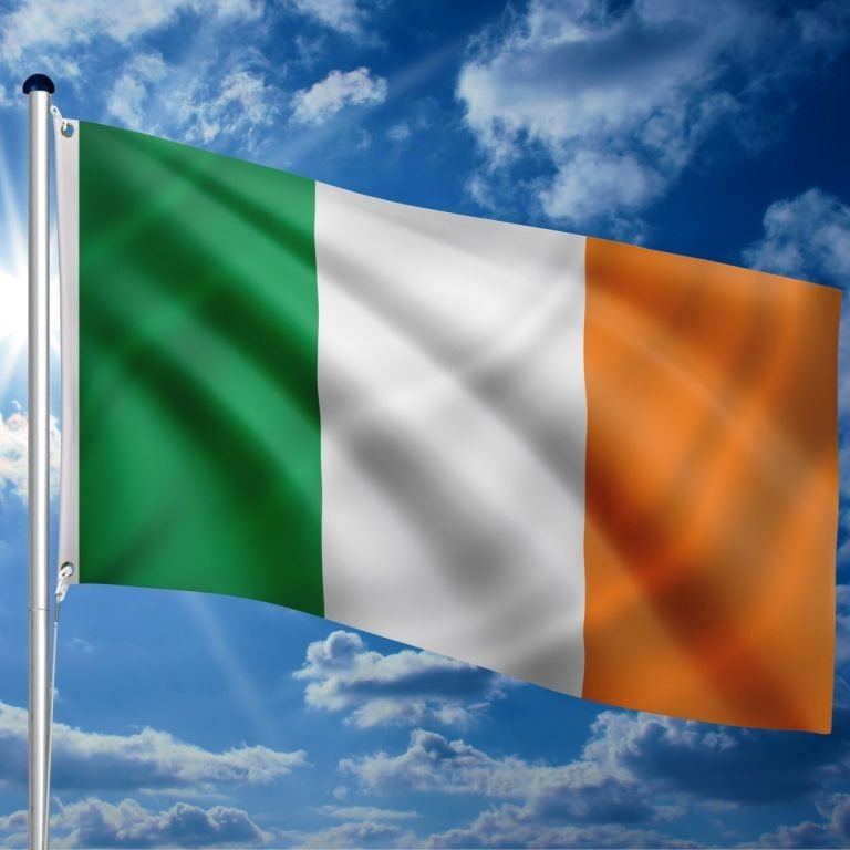 FLAGMASTER hliníkový stožár - Irsko, 650 cm