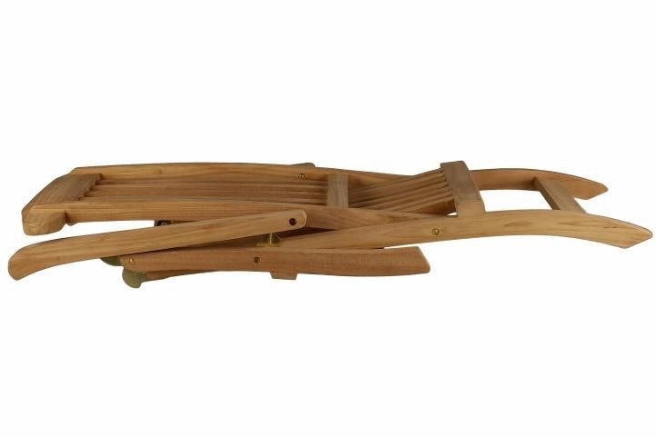 Ležadlo Florentine s odnímateľnou opierkou na nohy