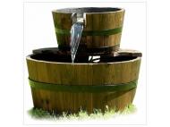Studne a fontány